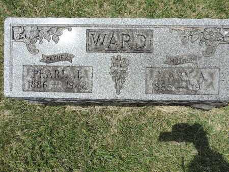 WARD, PEARL J. - Franklin County, Ohio | PEARL J. WARD - Ohio Gravestone Photos