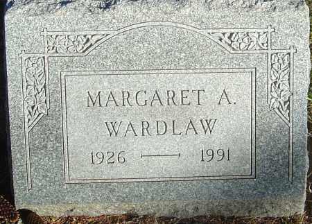 WINNEY WARDLAW, MARGARET A - Franklin County, Ohio | MARGARET A WINNEY WARDLAW - Ohio Gravestone Photos