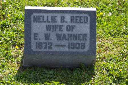 WARNER, NELLIE - Franklin County, Ohio | NELLIE WARNER - Ohio Gravestone Photos