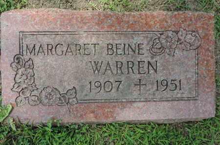 WARREN, MARGARET - Franklin County, Ohio | MARGARET WARREN - Ohio Gravestone Photos