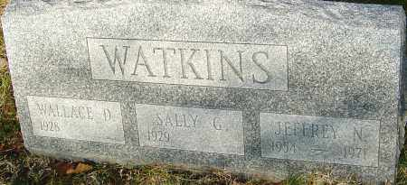 WATKINS, JEFFREY - Franklin County, Ohio | JEFFREY WATKINS - Ohio Gravestone Photos