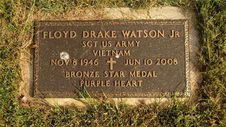 WATSON, FLOYD DRAKE - Franklin County, Ohio   FLOYD DRAKE WATSON - Ohio Gravestone Photos