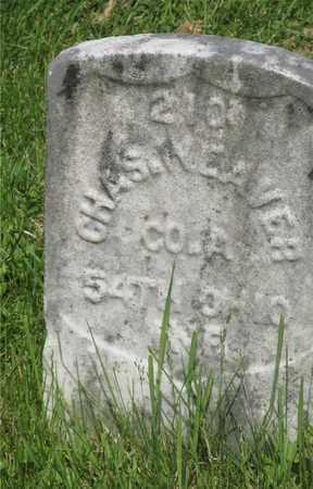 WEAVER, CHAS. - Franklin County, Ohio | CHAS. WEAVER - Ohio Gravestone Photos