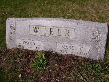 WEBER, MABEL C. - Franklin County, Ohio | MABEL C. WEBER - Ohio Gravestone Photos