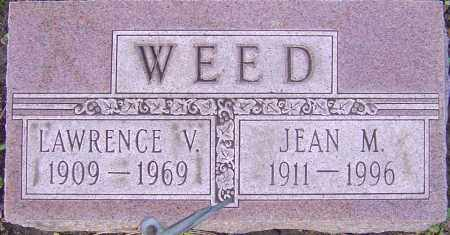 WEED, JEAN - Franklin County, Ohio | JEAN WEED - Ohio Gravestone Photos