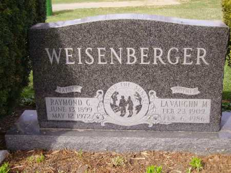 WEISENBERGER, RAYMOND C. - Franklin County, Ohio | RAYMOND C. WEISENBERGER - Ohio Gravestone Photos