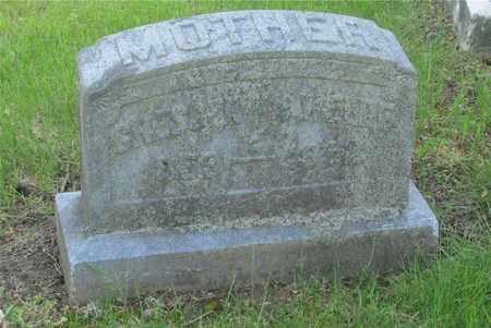 LILLSCHHAUFER WELDE, CRESCENTIA - Franklin County, Ohio   CRESCENTIA LILLSCHHAUFER WELDE - Ohio Gravestone Photos