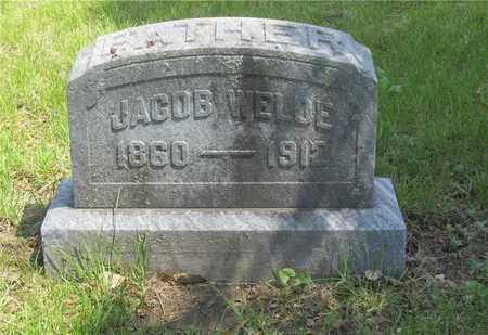 WELDE, JACOB - Franklin County, Ohio   JACOB WELDE - Ohio Gravestone Photos