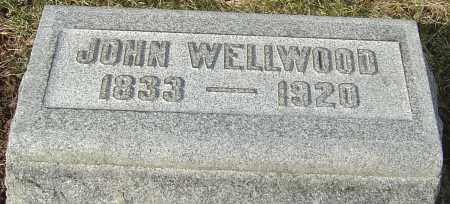 WELLWOOD, JOHN - Franklin County, Ohio | JOHN WELLWOOD - Ohio Gravestone Photos