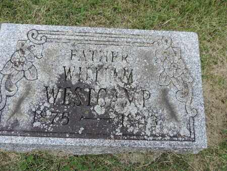 WESTCAMP, WILLIAM - Franklin County, Ohio | WILLIAM WESTCAMP - Ohio Gravestone Photos