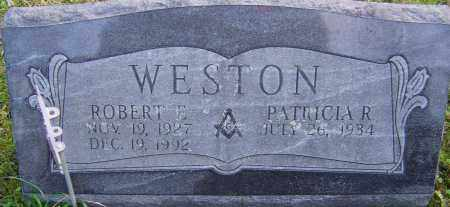 WESTON, ROBERT - Franklin County, Ohio   ROBERT WESTON - Ohio Gravestone Photos