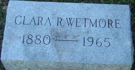 WETMORE, CLARA R - Franklin County, Ohio | CLARA R WETMORE - Ohio Gravestone Photos