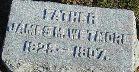 WETMORE, JAMES M - Franklin County, Ohio   JAMES M WETMORE - Ohio Gravestone Photos
