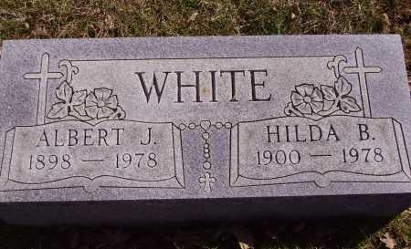 WHITE, HILDA B. - Franklin County, Ohio | HILDA B. WHITE - Ohio Gravestone Photos