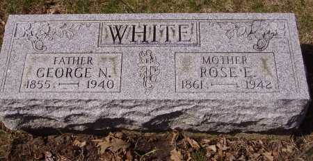 WHITE, ROSE E. - Franklin County, Ohio | ROSE E. WHITE - Ohio Gravestone Photos
