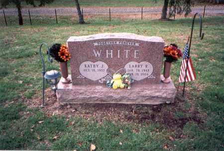 WHITE, KATHY J. - Franklin County, Ohio | KATHY J. WHITE - Ohio Gravestone Photos