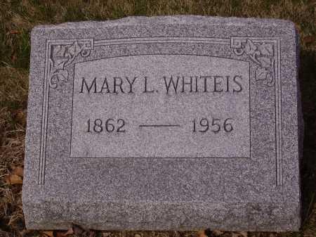 WHITEIS, MARY L. - Franklin County, Ohio   MARY L. WHITEIS - Ohio Gravestone Photos