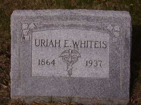 WHITEIS, URIAH E. - Franklin County, Ohio | URIAH E. WHITEIS - Ohio Gravestone Photos