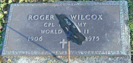 WILCOX, ROGER - Franklin County, Ohio | ROGER WILCOX - Ohio Gravestone Photos