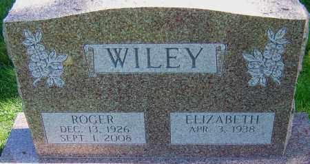 WILEY, ROGER - Franklin County, Ohio | ROGER WILEY - Ohio Gravestone Photos