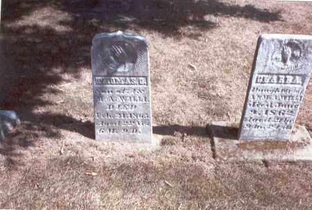 WILLI, CLARRA - Franklin County, Ohio | CLARRA WILLI - Ohio Gravestone Photos
