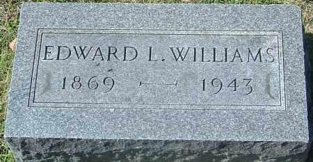 WILLIAMS, EDWARD L - Franklin County, Ohio | EDWARD L WILLIAMS - Ohio Gravestone Photos
