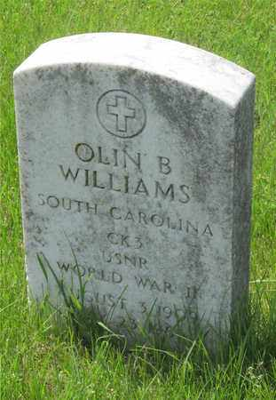 WILLIAMS, OLIN B. - Franklin County, Ohio | OLIN B. WILLIAMS - Ohio Gravestone Photos