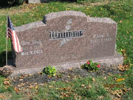 WILLIAMS, WILLIAM NED - Franklin County, Ohio | WILLIAM NED WILLIAMS - Ohio Gravestone Photos