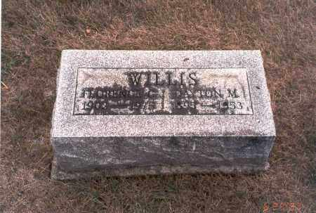WILLIS, FLORENCE G. - Franklin County, Ohio | FLORENCE G. WILLIS - Ohio Gravestone Photos