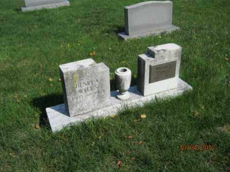 WILLS, HENRY ALLEN - Franklin County, Ohio   HENRY ALLEN WILLS - Ohio Gravestone Photos