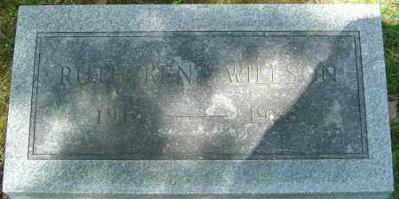 KENT WILLSON, RUTH - Franklin County, Ohio | RUTH KENT WILLSON - Ohio Gravestone Photos