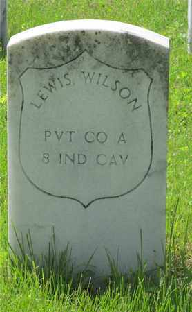 WILSON, LEWIS - Franklin County, Ohio | LEWIS WILSON - Ohio Gravestone Photos