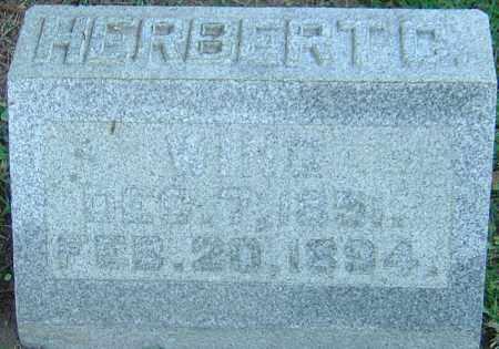 WING, HERBERT - Franklin County, Ohio | HERBERT WING - Ohio Gravestone Photos