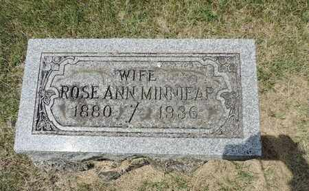 WINNIEAP, ROSE ANN - Franklin County, Ohio | ROSE ANN WINNIEAP - Ohio Gravestone Photos