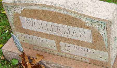 WOLLERMAN, DOROTHY - Franklin County, Ohio | DOROTHY WOLLERMAN - Ohio Gravestone Photos