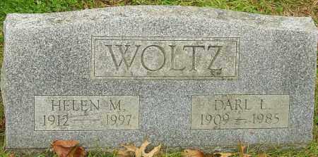 WOLTZ, HELEN - Franklin County, Ohio | HELEN WOLTZ - Ohio Gravestone Photos