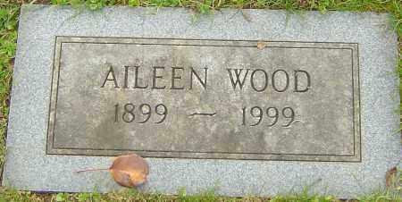 WOOD, AILEEN - Franklin County, Ohio | AILEEN WOOD - Ohio Gravestone Photos