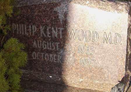 WOOD, PHILIP KENT - Franklin County, Ohio | PHILIP KENT WOOD - Ohio Gravestone Photos