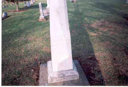 WOODRING, MARY - Franklin County, Ohio | MARY WOODRING - Ohio Gravestone Photos