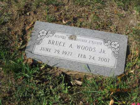 """WOODS, BRUCE A """"BROTHER"""" JR - Franklin County, Ohio 