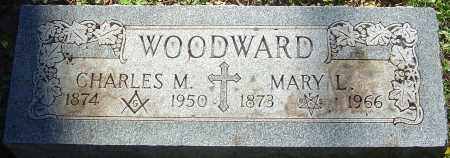 WOODWARD, MARY L - Franklin County, Ohio | MARY L WOODWARD - Ohio Gravestone Photos