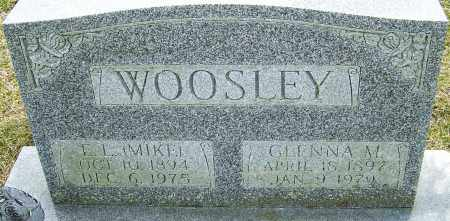 "WOOSLEY, ERCILL L ""MIKE"" - Franklin County, Ohio 