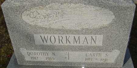 WORKMAN, GARTH S - Franklin County, Ohio | GARTH S WORKMAN - Ohio Gravestone Photos