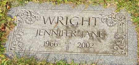 WRIGHT, JENNIFER - Franklin County, Ohio | JENNIFER WRIGHT - Ohio Gravestone Photos