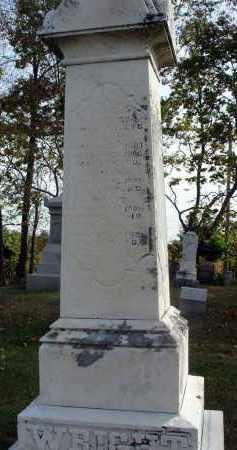 WRIGHT, JOSEPH - Franklin County, Ohio | JOSEPH WRIGHT - Ohio Gravestone Photos
