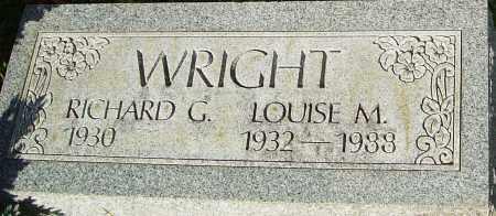 WRIGHT, LOUISE - Franklin County, Ohio   LOUISE WRIGHT - Ohio Gravestone Photos