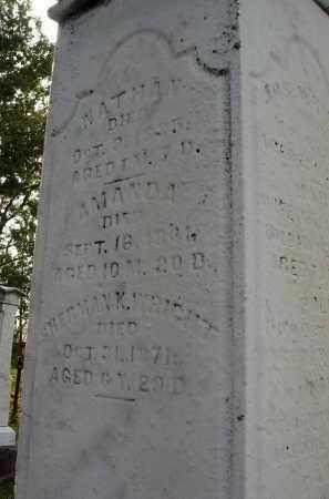 WRIGHT, NATHAN - Franklin County, Ohio | NATHAN WRIGHT - Ohio Gravestone Photos