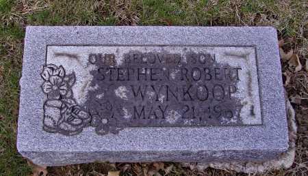 WYNKOOP, STEPHEN ROBERT - Franklin County, Ohio | STEPHEN ROBERT WYNKOOP - Ohio Gravestone Photos