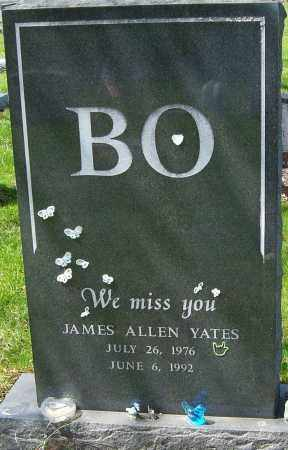 "YATES, JAMES ALLEN ""BO"" - Franklin County, Ohio 