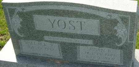 YOST, SUSAN E - Franklin County, Ohio   SUSAN E YOST - Ohio Gravestone Photos